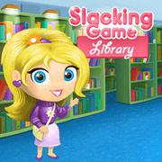 https://play.famobi.com/slacking-library girls online game