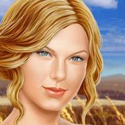 Jetzt Taylor schminken online spielen!