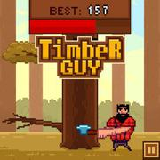 https://play.famobi.com/timber-guy skill online game