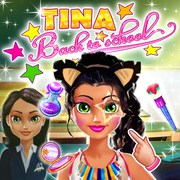 Play Game : Tina Back To School