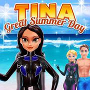 https://play.famobi.com/tina-great-summer-day dress-up,girls,make-up online game