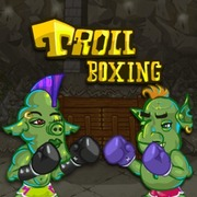 Play Game : Troll Boxing