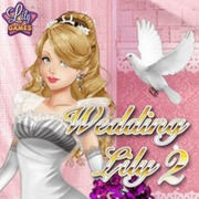 Wedding Lily 2 by Claudio Souza Mattos