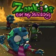 Play Game : Zombies Eat My Stocking