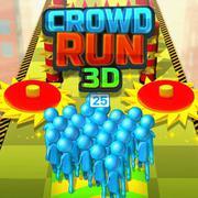 Jetzt Crowd Run 3D online spielen!