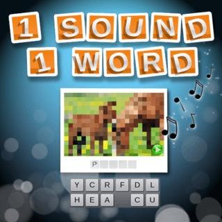 1 Sound 1 Word
