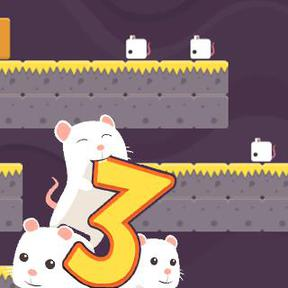 https://play.famobi.com/3-mice arcade online game