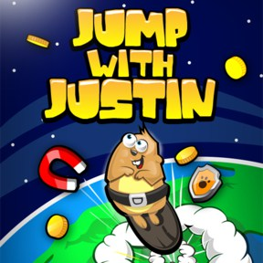 https://play.famobi.com/jump-with-justin arcade,skill online game