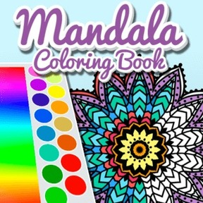 Mandala Coloring Book Exclusive