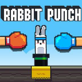 https://play.famobi.com/rabbit-punch arcade online game
