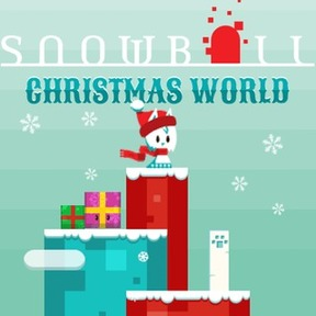 https://play.famobi.com/snowball-christmas-world jump-and-run,puzzle online game