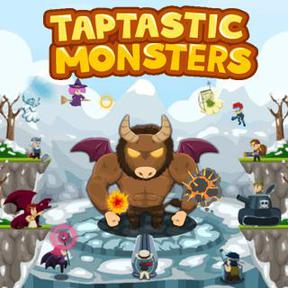 https://play.famobi.com/taptastic-monsters arcade online game