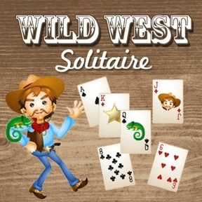 Free Online Games Wild West Solitaire