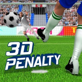 3D Penaltı Oyunu