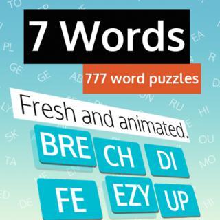 Spiele jetzt 7 Words