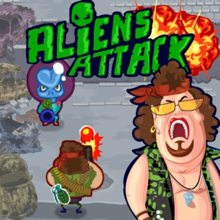Aliens Attack Shooter