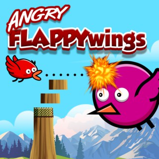 Spiele jetzt Angry Flappy Wings