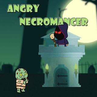 Play game Angry Necromancer online