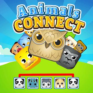 Animals Connect Spielen
