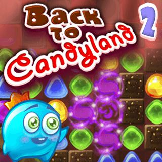 Back To Candy land Crush 2