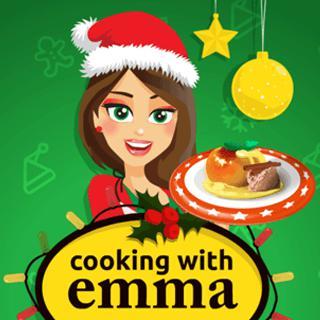 Emma ile Kızarmış Elma ve Dondurma