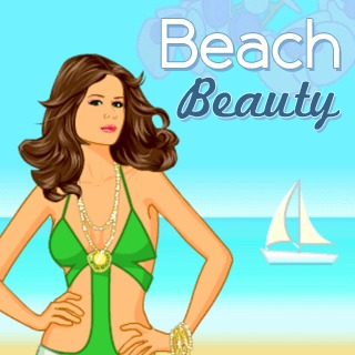 Play game Beach Beauty online