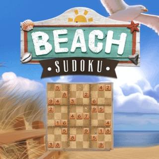 沙滩数独,Beach Sudoku