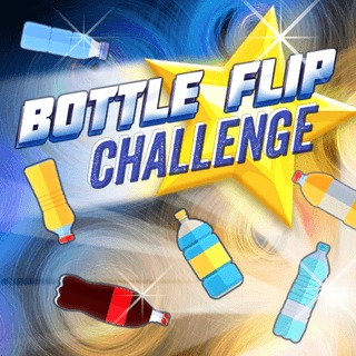 Bottle Flip Challenge bild