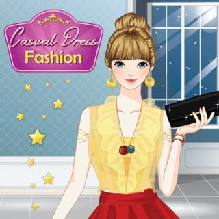 Casual Dress Fashion
