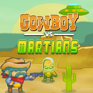Play Cowboys vs. Martians