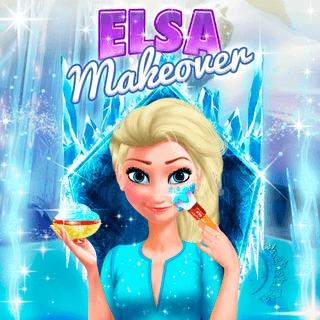 Elsa Makeover bild