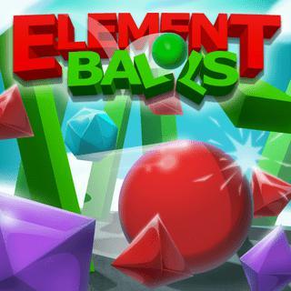 元素球-元素球-Element Balls-掌握元素球並解決這個街機物理遊戲中的所有挑戰性關卡!