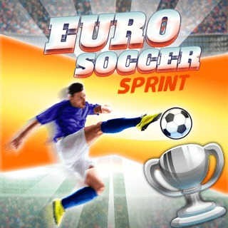 Play game Euro Soccer Sprint online