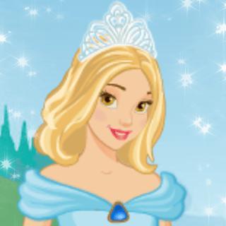 Masaldaki Prenses