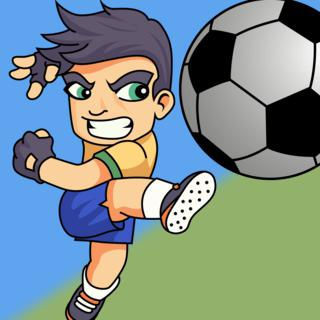 Play game Football Tricks World Cup 2014 online