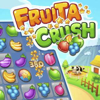 Play game Fruita Crush online