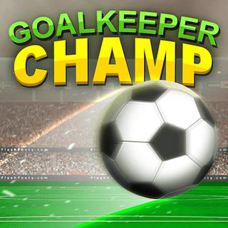 Play game Goalkeeper Champ online