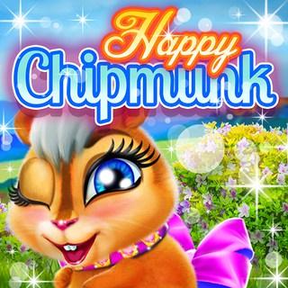 Happy Chipmunk