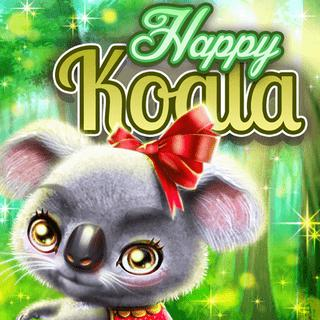 Play game Happy Koala online