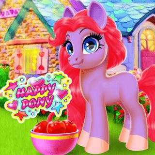 Play Game : Happy Pony