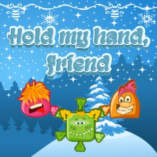 Play Hold My Hand, Friend