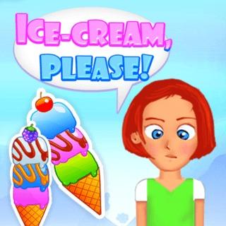 Ein Eis bitte!