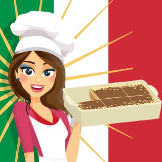 Play game Italian Tiramisu online