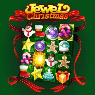 Jewel Christmas, christmas, winter, match, game, match 3