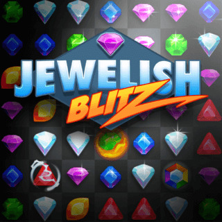 Jewelish Blitz game image