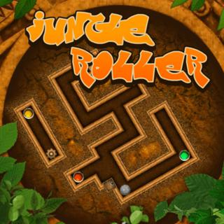 Play Game : Jungle Roller