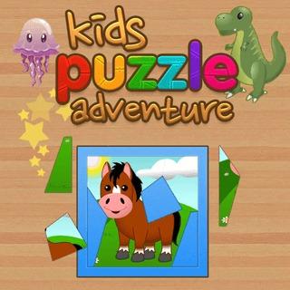 Kids Puzzle Adventure