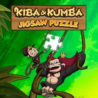 Kiba & Kumba Jigsaw Puzzle