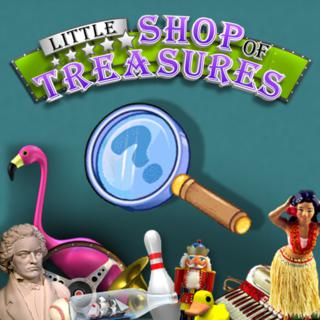 Hidden Little Shop Of Treasures