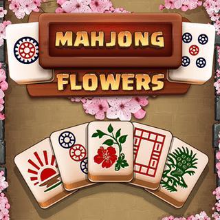 Mahjong Flowers, mahjong, games, free games